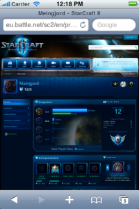 View Profile on Battle.net